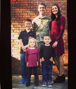 Caoch Cardoza and family
